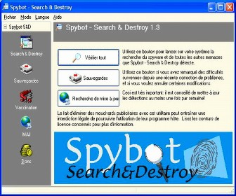 Le logiciel all In One Keylogger en images